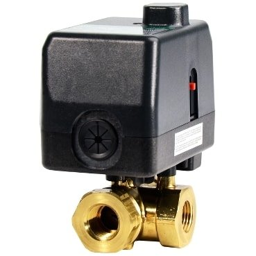 American HVAC Valve Actuators