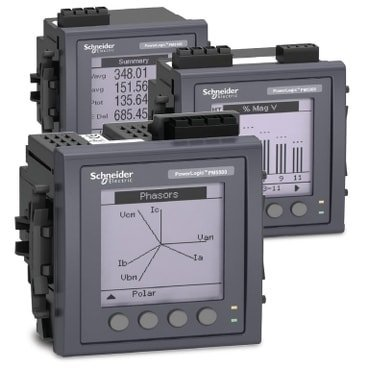 Power Monitoring and Control